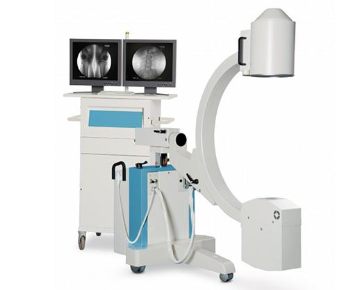 Testy specjalistyczne rtg - fluoroskopia i angiografia