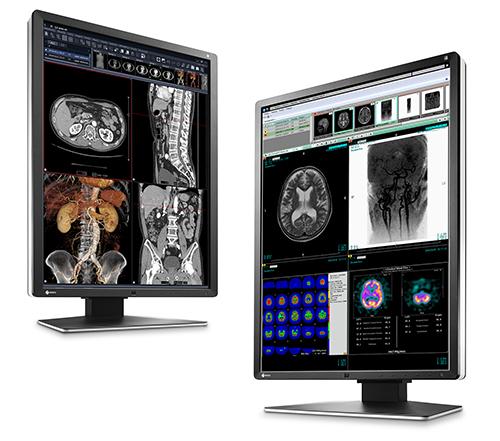 Testy specjalistyczne monitorów RTG